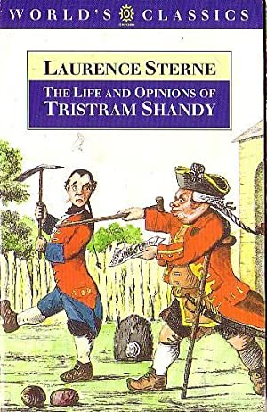 THE LIFE AND OPINIONS OF TRISTRAM SHANDY: Sterne, Laurence