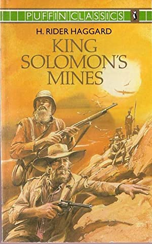 KING SOLOMON'S MINES: Haggard, H.Rider