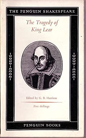 THE TRAGEDY OF KING LEAR: Shakespeare, William