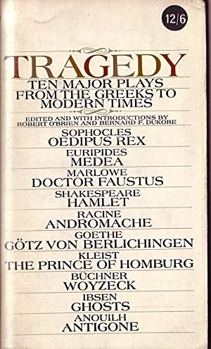 TRAGEDY (Ten Major Plays): Various-Playwrights