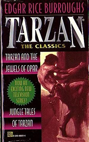 TARZAN AND THE JEWELS OF OPAR and: Burroughs, Edgar Rice