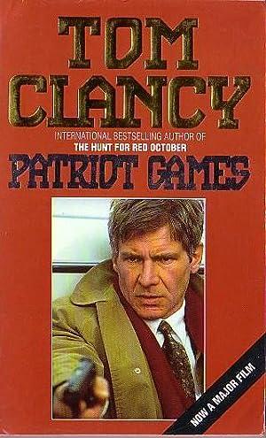 PATRIOT GAMES (Harrison Ford): Clancy, Tom