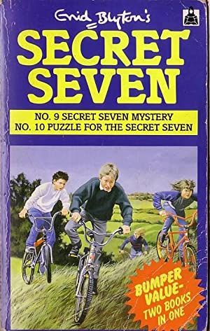 SECRET SEVEN MYSTERY and PUZZLE FOR THE: Blyton, Enid