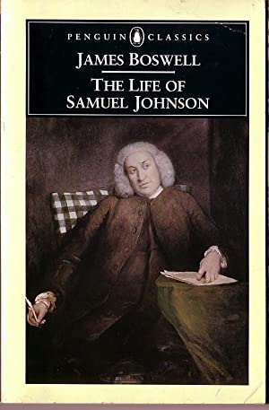 THE LIFE OF SAMUEL JOHNSON: Boswell, James