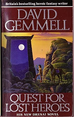 QUEST FOR LOST HEROES: Gemmell, David