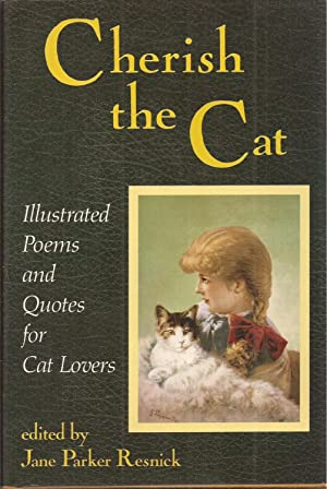 Cherish the Cat: Illustrated Poems and Quotes for Cat Lovers