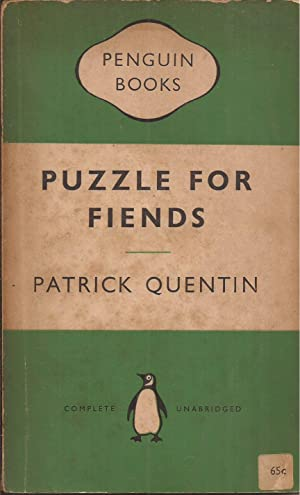 Puzzle for Friends: A Peter Duluth Mystery