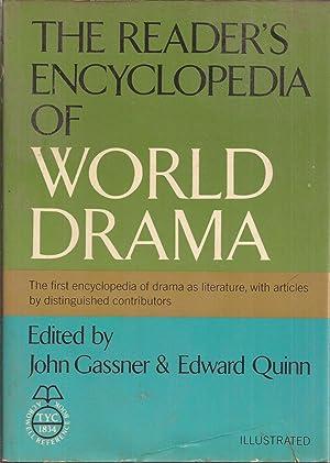 The Reader's Encyclopedia of World Drama: Gassner, John &