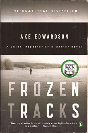 Frozen Tracks: An Inspector Erik Winter Novel