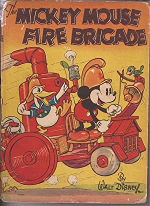 The Mickey Mouse Fire Brigade