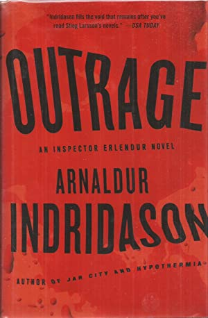 Outrage: An Inspector Erlendur Novel