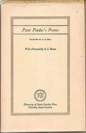 Peter Pindar's Poems: Pindar, Peter (John