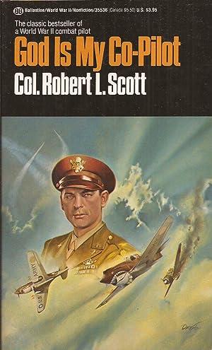God is My Co-Pilot (signed): Scott, Robert L.