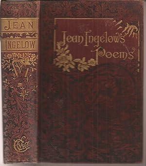 The Poetical Works of Jean Ingelow including: Ingelow, Jean
