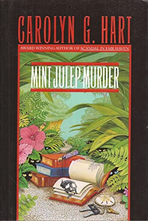 Mint Julep Murder (signed)