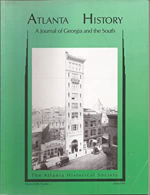 Atlanta History: A Journal of Georgia and: Rice, Bradley R.,
