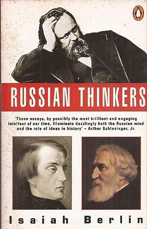 Russian Thinkers: Berlin, Isaiah edited