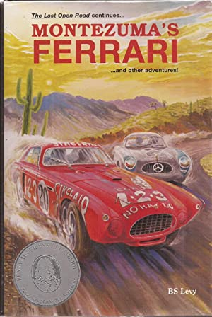 Montezuma's Ferrari and other adventures (signed): Levy, Burt BS