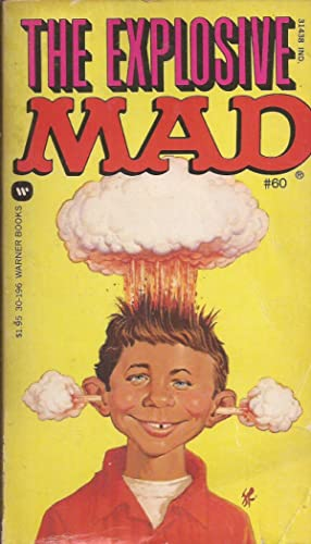 The Explosive MAD #60