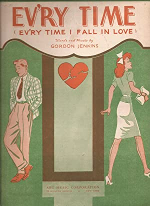 Ev'ry Time I Fall in Love (Every) (sheet music)