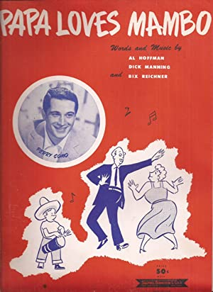 Papa Loves Mambo (sheet music)