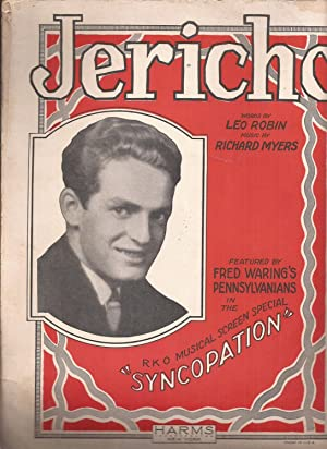 Jericho (sheet music)