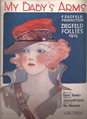My Baby's Arms (Ziegfeld Follies 1919) (sheet music)