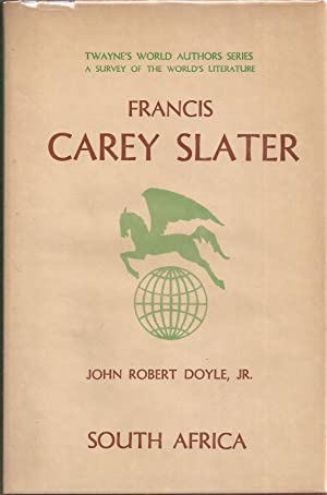 Francis Carey Slater (inscribed): Doyle, John Robert