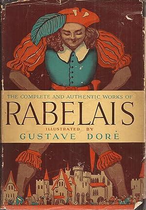 The Works of Rabelais: Rabelais, Francois w/illus.
