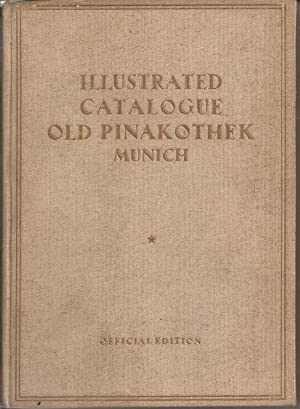 Illustrated Catalogue Old Pinakothek Munich: Gerber, Carl