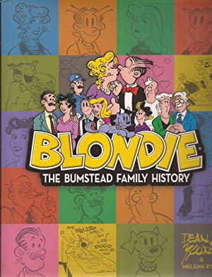 Blondie: The Bumstead Family History (signed by Dean Young)