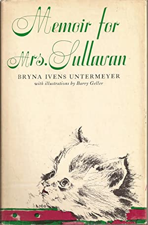 Memoir for Mrs. Sullavan (signed postcard & letter)