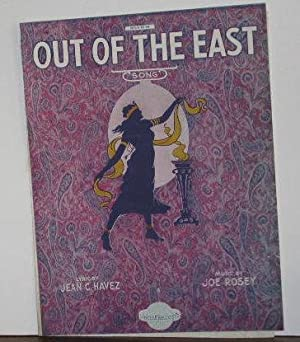 Out of the East (sheet music)