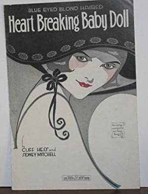 Heart Breaking Baby Doll (Blue Eyed, Blond Haired) (sheet music)