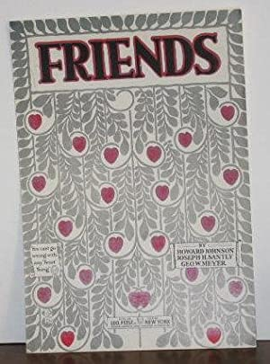 Friends (sheet music)