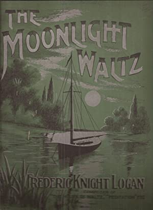 The Moonlight Waltz (sheet music)