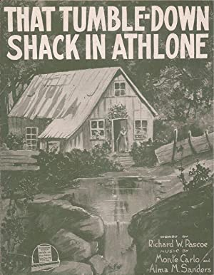 That Tumble-Down Shack in Athlone (sheet music)