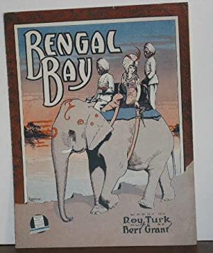 Bengal Bay (sheet music)