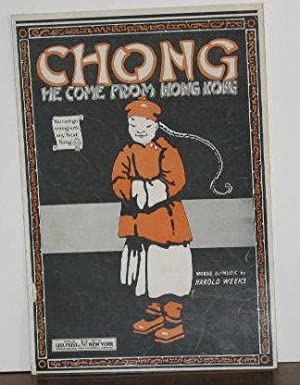 Chong He Come From Hong Kong (sheet music)
