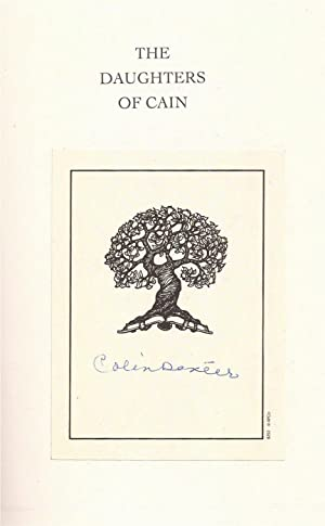 The Daughters of Cain (signed bookplate)