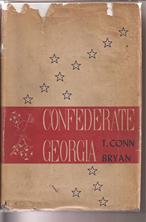 Confederate Georgia (signed): Bryan, T. Conn