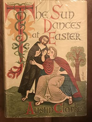 The Sun Dances At Easter First Edition Hardcover