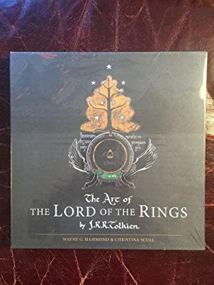 The Art of the Lord of the Rings (60th Anniv Slipcase) First English Edition