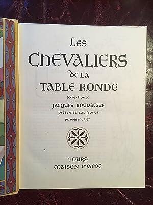 Les Chevaliers De La Table Ronde Redaction