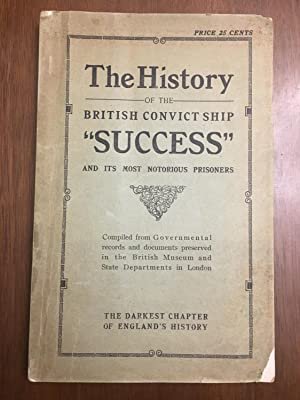 The History of the British Convict Ship
