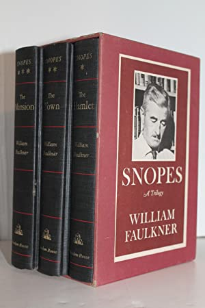 william faulkners snopes trilogy essay His snopes trilogy—made up of the hamlet, the town, and the mansion—is collectively concerned with the rise and fall of flem snopes, the faulkner villain par excellence we first meet flem in the early pages of the hamlet , the son of ab snopes, a tenant farmer and notorious barn burner.