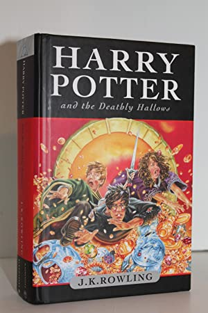Harry Potter And The Deathly Hallows: J.K. Rowling