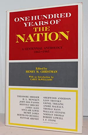One Hundred Years of the Nation: A: edited by Henry
