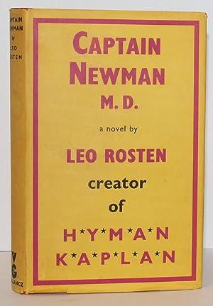 Captain Newman M.D.: Leo Rosten
