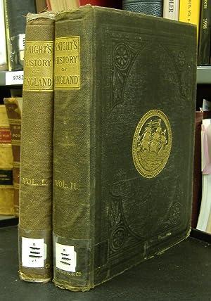 The Popular History of England of Society: Charles Knight
